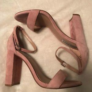 Blush Pink Carson Steve Madden Size 8.5
